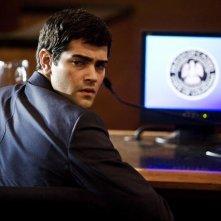 Jesse Metcalfe in una immagine del film Un alibi perfetto.