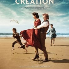 La locandina di Creation