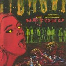 Locandina americana del film E tu vivrai nel terrore - L\'aldilà (1981)