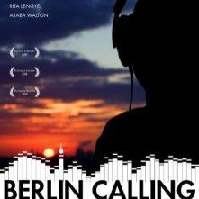 Un'altra locandina italiana per Berlin Calling