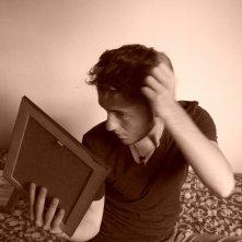 Una foto di Giovanbattista Torregrossa in esclusiva dal nuovo book dell\'attore