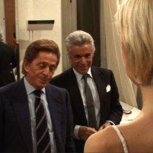 Valentino: L'ultimo imperatore - lo stilista insieme al compagno Giancarlo Giammetti