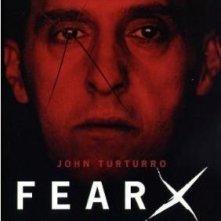 La locandina di Fear X