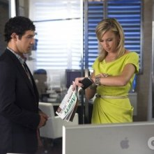 Melrose Place: Katie Cassidy e Michael Rady nell'episodio Ocean