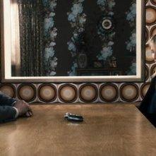 Frank Langella, Cameron Diaz e James Marsden in una scena di The Box, di Richard Kelly
