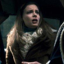 Gillian Jacobs in una scena di The Box