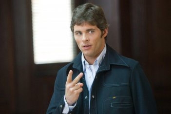James Marsden in una scena di The Box, di Richard Kelly