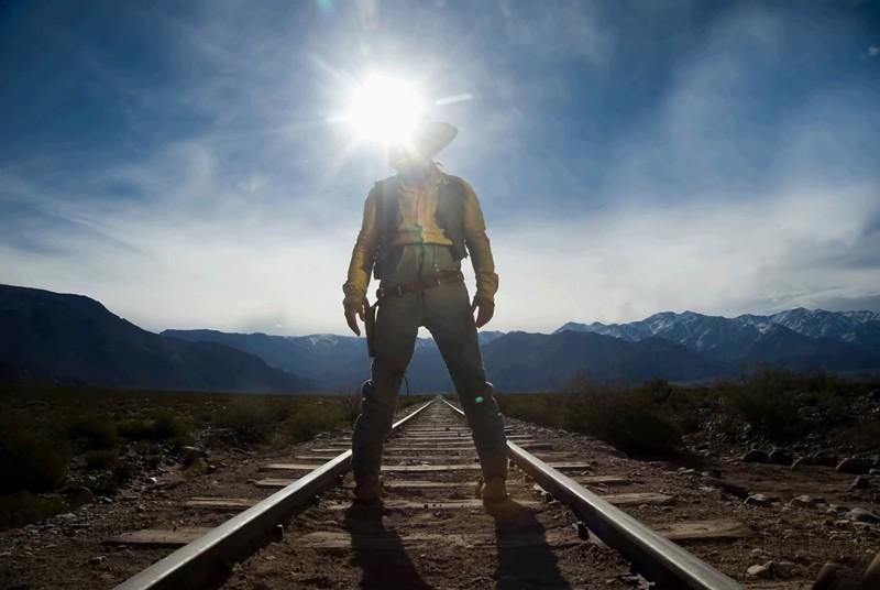 Jean Dujardin In Un Momento Del Film Di James Huth Lucky Luke 137149