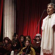 Andrea Bocelli alla premiere londinese di A Christmas Carol