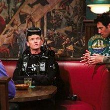 How I Met Your Mother: una scena dell'episodio The Playbook