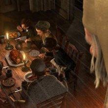 Una sequenza del film d'animazione A Christmas Carol (2009)