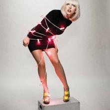 Una foto promozionale della trasgressiva Lady GaGa