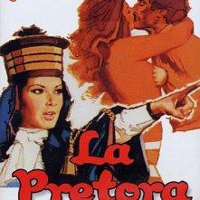 Copertina del film La pretora