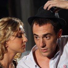 Elio Germano con Myriam Catania nel dramma 'La bella gente'.