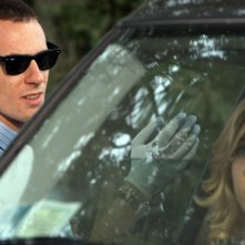 Elio Germano insieme a Myriam Catania nel film 'La bella gente'.