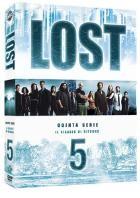 La copertina di Lost - Stagione 5 (dvd)