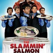 La locandina di The Slammin' Salmon