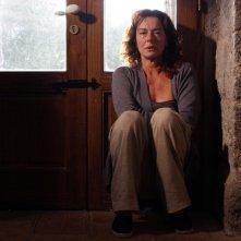 Monica Guerritore nel dramma 'La bella gente'.