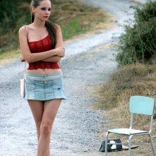 Nel film 'La bella gente' Victoria Larchenko interpreta Nadja, una prostituta rumena