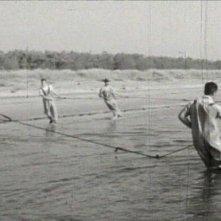 Un'immagine d'archivio nel documentario 'Come mio padre', di Stefano Mordini