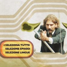 Un'immagine del menu del disco 1 del DVD di Life on Mars