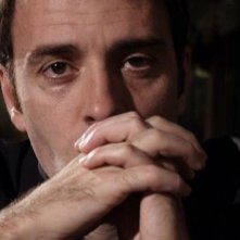 Valerio Mastandrea in una sequenza del film Good Morning, Aman