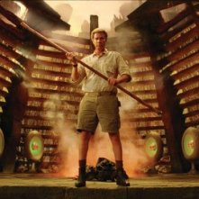 Will Ferrell nel film Land of the Lost