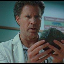 Will Ferrell in una sequenza di Land of the Lost