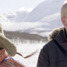 Anders Baasmo Christiansen in Nord, 'road movie antidepressivo' del regista Rune Denstad Langlo