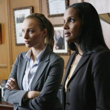 Castle: Shari Headley e Michaela McManus nell'episodio Love Me Dead