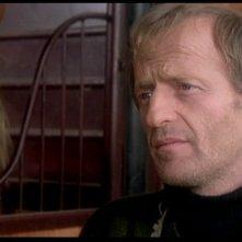 Gianni Garko nel film Sette note in nero, di Fulci