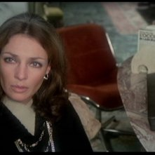 Jennifer O\'Neill in una scena del film Sette note in nero ( 1977 )