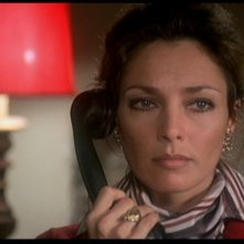 Jennifer O'Neill in una scena del film Sette note in nero, di Fulci