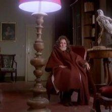 Jennifer O\'Neill in una scena del film Sette note in nero, diretto da Lucio Fulci nel \'77