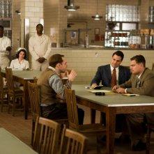 Leonardo DiCaprio e Mark Ruffalo in una scena di Shutter Island, di Martin Scorsese