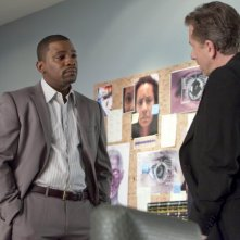 Lie to Me: Mekhi Phifer e Tim Roth nell'episodio Lack of Candor
