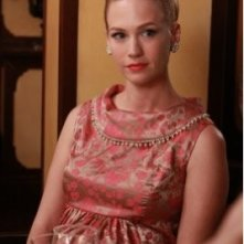 Mad Men: January Jones nell'episodio Love Among the Ruins