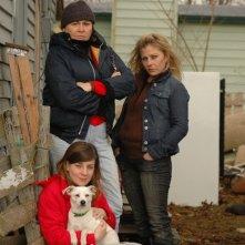 Una immagine promo di Crackie, diretto da Sherry White (Canada, 2009)
