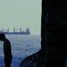 Una scena del film La bocca del lupo di Pietro Marcello