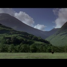 Una scena tratta dal blu-ray di Braveheart