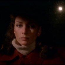 Jennifer O\'Neill in una scena del film Sette note in nero (1977) del regista Lucio Fulci
