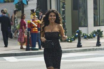Sabrina Ferilli nel film Natale a Beverly Hills