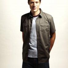 Friday Night Lights: Zach Gilford in una foto promozionale della stagione 4