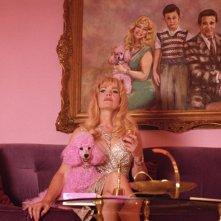 Lulu & Jimi, una scena tutta rosa del film diretto da Oskar Roehler