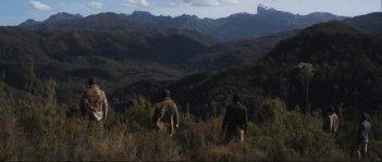 Una sequenza tratta dal film Van Diemen's Land (2009) di Jonathan auf der Heide