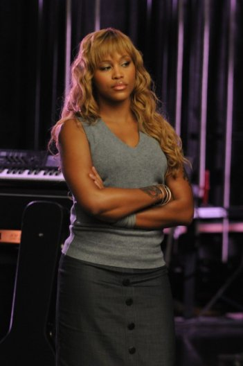 Glee: La guest star Eve nell'episodio Hairography