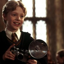 Hugh Mitchell interpreta Colin Creevey nel film Harry Potter e la Camera dei Segreti