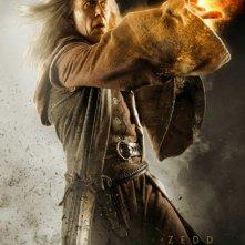 Legend of the Seeker, stagione 2: Character Poster per il personaggio di Bruce Spence