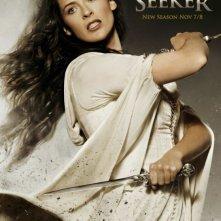 Legend of the Seeker, stagione 2: Character Poster per il personaggio di Bridget Regan