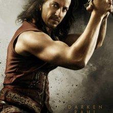 Legend of the Seeker, stagione 2: Character Poster per il personaggio di Craig Parker